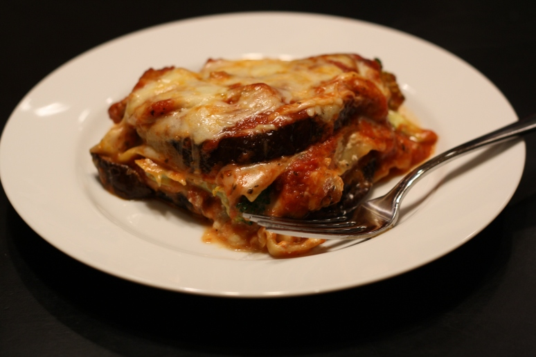 Lasagna for Hubby